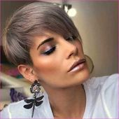 20 best short haircuts for over 40 | Stylish women