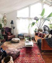 8 dicas para adotar o estilo boho na decoração da sua casa