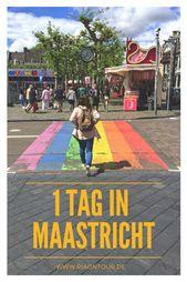 Tipps & Highlights für 1 Tag in Maastricht