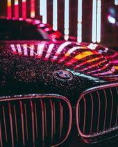 BMW G12 7er schwarzer Regen – # 7er #BMW # G12 #regen #schwarz   – Sportwagen
