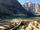 River photography snowy mountain photo print wanderlust poster tribal arrow natu… – Products