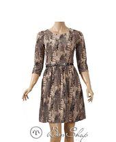 Paltar Lafilazzi Ilan Dərisi Dresses With Sleeves Dresses For Work Dresses