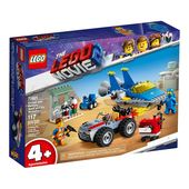 LEGO MOVIE 2 Emmet und Bennys Build and Fix Workshop 70821   – Lego