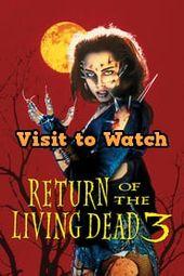 Hd El Regreso De Los Muertos Vivientes 3 Mortal Zombie 1993 Pelicula Completa En Español Latino Free Movies Online Full Movies Online Free Full Movies