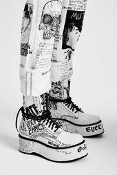 Girls's Sneakers | R13 Denim