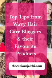Are you struggling with your waves? Take tips from these amazing bloggers for wavy ...