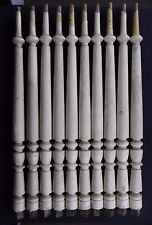 Antique Balusters Lot Of 10 Stair Spindles Polhemus House Newark NJ 1800u0027s  ...