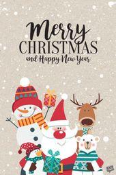 Mögen Ihre Weihnachtstage fröhlich sein! – christmas and new year