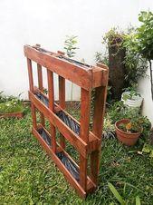 Read more about Wooden Pallet Ideas #palletdecor #…