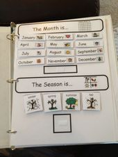 "From The Autism Tank, ""Homework Binders"". An important visible strategy to educate ideas"