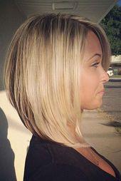 1-Bob-Haarschnitt für dünnes Haar 2-Inverted Short Bob 3-Choppy Layers 4 …   – Beauty