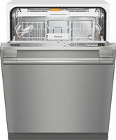 Miele Stainless Steel Fully Integrated Dishwasher 10611360 Integrated Dishwasher Built In Dishwasher Fully Integrated Dishwasher