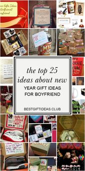 The top 25 Ideas About New Year Gift Ideas for Boyfriend