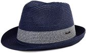 Fedora Straw Sun Hat Packable Summer Panama Beach Hat Men Women 56-62CM Size Medium Color 00723_brown – Products