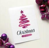 ▷ 1001 + Ideen zum Thema Weihnachtskarten basteln