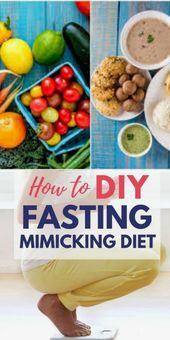 What In The World Is The Fasting Mimicking Diet