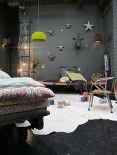 Grau wie eine Wandfarbe: Wie schön ist das? – Wohnzimmer grau – #the #a #gray #gray #is …