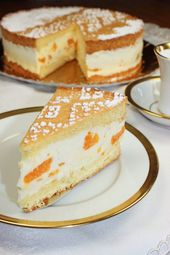 In unserer Familie geht's nicht ohne sie – Die allseits beliebte Quark-Mandarinen Torte