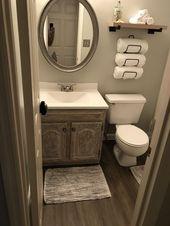 25 Ideen für ein schönes Badezimmerfarbschema für kleine und große Badezimmer