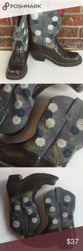 Ariat Boots With Images Ariat Cowgirl Boots Ariat Boots