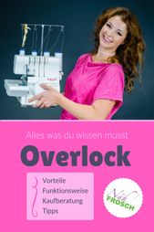 Overlock Sewing Machine: Find good overlock in the middle class