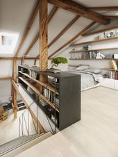 Five unique lofts that use the space creatively