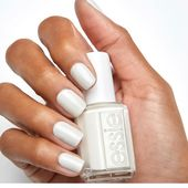 These 10 White Nail Polishes Will Be All Over Your Instagram This Spring