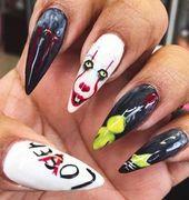 47 Regenbogen-Nailart-Ideen für den Pride-Monat und darüber hinaus #shortnails #Nail …   – easter nails