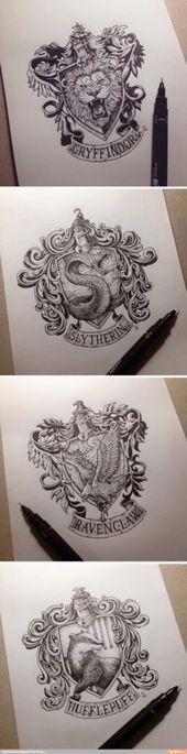 Was ist dein Favorit? – #PotterHead #HarryPotter #Tattoos