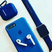 🔥Royal Luxury Blue🔥 Who Love This One?? Follow me on instagram @gadget_lover_Official #apple #iphone #iphones #techwear #technology #tech #earph…