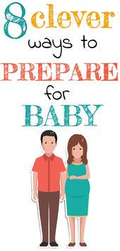 Things to do Before Baby Comes: Not-So-Obvious Ways of Preparing for Baby – Pregnancy