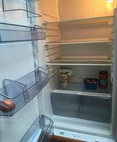 19 Problems That Are Way Too Real If You Live Alone Empty Fridge Living Alone Fridge