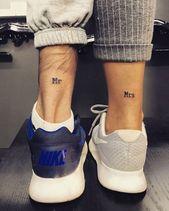 60 Paar Tattoos, die Sie lieben werden – Seite 3 von 6 – Malika Gislason
