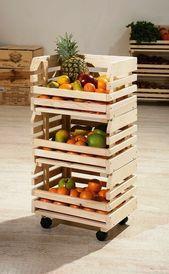120 boîtes en bois Des idées de décoration au style rustique