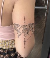 101 Unique Travel Tattoos to Fuel Your Eternal Wanderlust – Tattoos