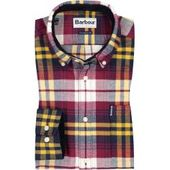 Urban Classics Checked Flanell Shirt blk/blk Urban ClassicsUrban Classics