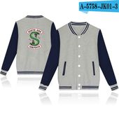 Riverdale baseball jacket (4 varian)