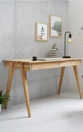 Schreibtisch In Holz 120 76 65 Cm Online Kaufen Xxxlutz Schreibtisch Holzschreibtisch Schreibtisch Holz