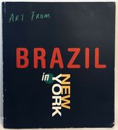 ART From Brazil in New York Paperback 1995 Group Exhibition Catalog RARE BOOK   – Fall 2019 Book Reading on eBay