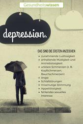 Depressionen erfordern Hoffnung, Freude und oft den Willen zum Leben. Wie Depr …   – Psyche, Geist und Seele