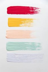 Sorbet Color Palette For Paint Get inspired by sor…