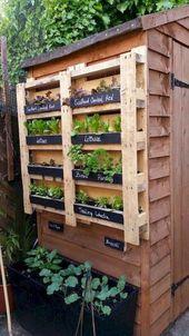 40 erschwingliche, aber coole DIY-Gartenideen mit …