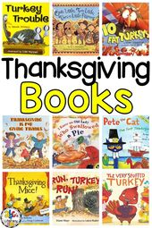 10 Thanksgiving Picture Books for Young Children to Read – Books for Kids