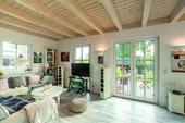 Klein und individuell – Einrichtungsideen   – Gartenhaus Einrichtung