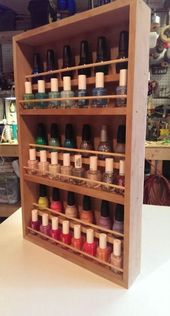 37+ Trendy craft storage room nail polish