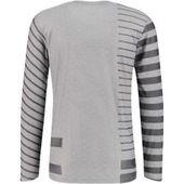 Nike Men's Running Shirt Long Sleeve Tech Knit Cool, Size S in Gray NikeNike