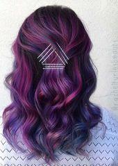 41 kreative exponierte Haarnadelfrisuren: Verwendung von Haarnadeln #bobby #cr …  – EIN …   – Hair Design