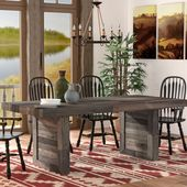Abbey Solid Wood Dining Table Solid Wood Dining Table Wood
