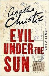Pin By Stephenowen On Books That I Want To Read In 2020 Evil Under The Sun Agatha Christie Agatha Christie Books