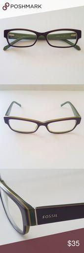 "Fossil Eyeglass Frames w/ Vintage-Inspired Colors Fossil's ""Deirdre"" frames … – My Posh Picks"